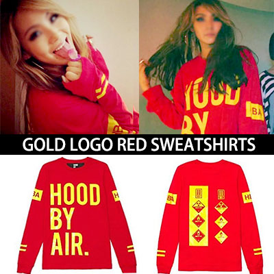 ♥ influx of orders ♥ 2NE1 · BIGBANG favorite #HOOD BY AI * st. Lovely MTM