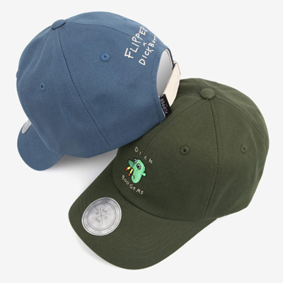 DICK BOOGERS BALL CAP(2COLOR)