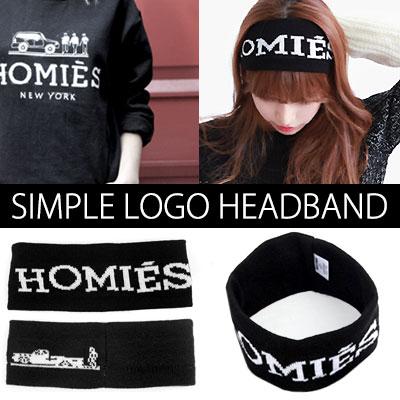 K-POP idol, hip-hop dance activities essentials! Ohsyare logo embroidered headband