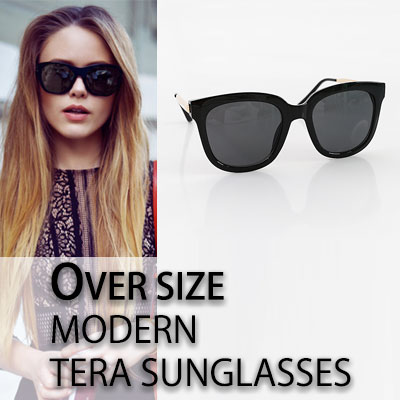 OVER SIZE MODERN TERA SUNGLASSES
