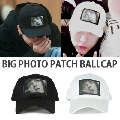 2NE1 CL,BTS JIMIN,WINNER SONG MINHO,Block.B,K-POP IDOL STYLE!WOMAN BIG PHOTO SNAPBACK