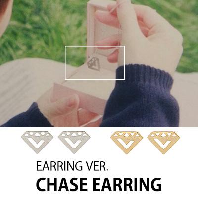 [K-POP IDOL SEVENTEEN STYLE] EARRING VER. CHASE EARRING