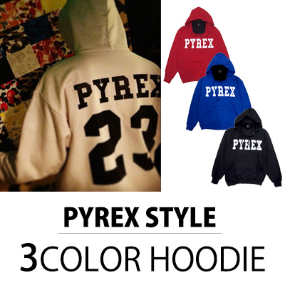 ★DAY SHIPPING★ production commodity ★ PYREX VISION style of fashionable Parker (3 colors) # Korea idle plainclothes mail order