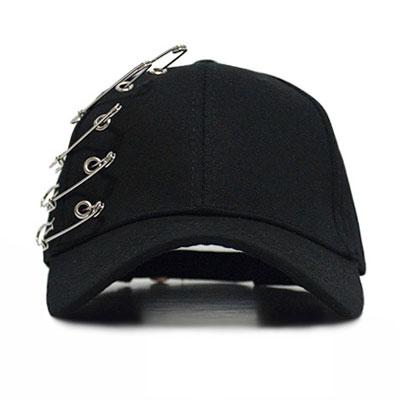 BIG MULTI SAFE PIN BALL CAP