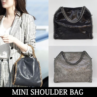MINI SHOULDER BAG/SNSD STYLE/BLACK,GREY