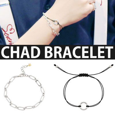 CHAD BRACELET/K-POP IDOL GOT7 STYLE