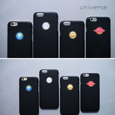 [HARD&TOUGH]   Universe Hard Phone Case (4color)