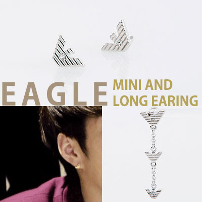 kpop idol B2B st! EAGLE MINI AND LONG EARRING