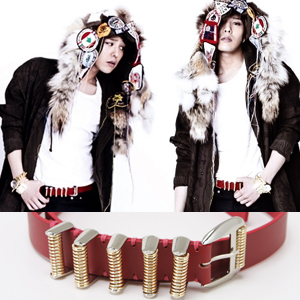 Spring belt BIGBANG, 2ne1 sandara, INFINITE to favorite | BIGBANG mail order