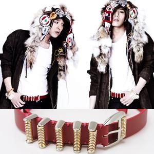 Spring belt BIGBANG, 2ne1 sandara, INFINITE to favorite   BIGBANG mail order