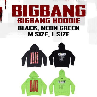 【officail goods】BIGBANG HOODIE