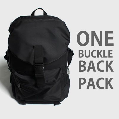 ONE BUCKLE BACK PACK