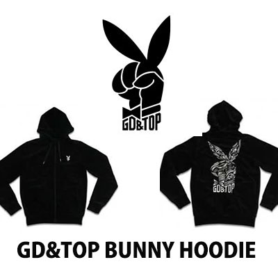 ★ Rabbit parka & trainer 3990 yen in reorder ★ Cheap ★ GD & TOP Knock out (Pogigayo) !!!