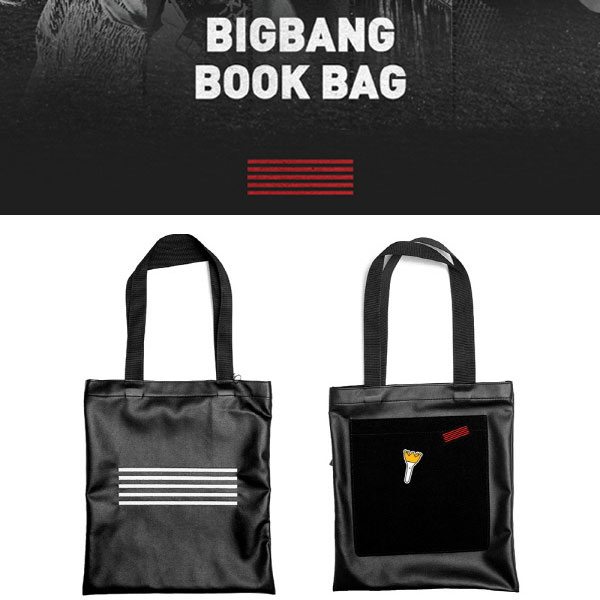 【OFFICIAL GOODS】BIGBANG BOOKBAG