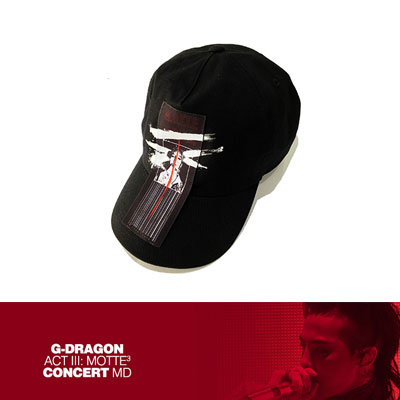 【Official Goods】[N9] NONAGON X GD MOTTE CAP