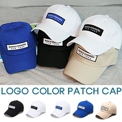 LOGO COLOR PATCH BALL CAP