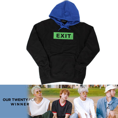 【OFFICIAL GOODS】 WINNER HOODIE/M,L