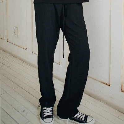 【2XADRENALINE】Basic Black Pants