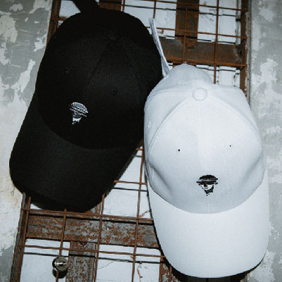 【2XADRENALINE】Tattoo Buckle Ball Cap/2color