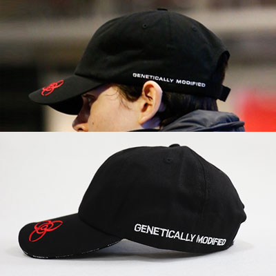 [UNISEX] RED CIRCLE MARK BALL CAP