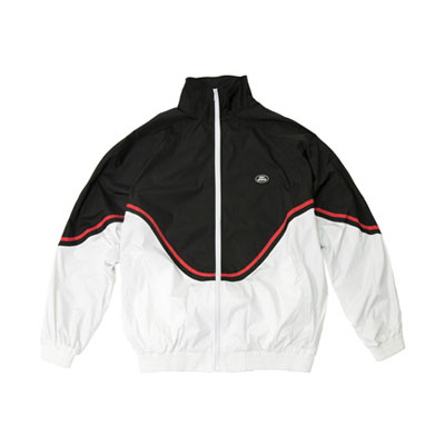 【2XADRENALINE】Retro Wind Jacket - BLACK