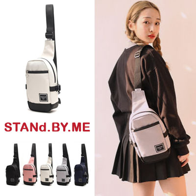 【STANd.BY.ME】MINI SLING BAG(5color)