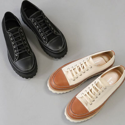 [24.5~28.0cm] aide sneaker(2clor)