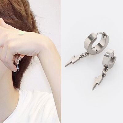 [UNISEX][1EA] NCT st. LIGHTNING PIERCE(2type)