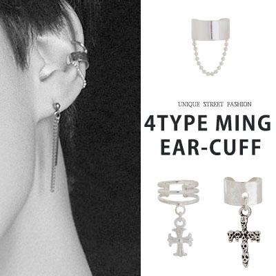 bts Jimin st.4TYPE MING EAR-CUFF(4type)