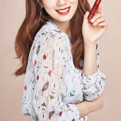 Yoona,Parkshinhye st. SCANDINAVIAN PATTERN DRESS/Onepiece(2color)