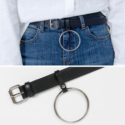 [Reasonable Ver.]Hot trend item/SMALL RING BELT