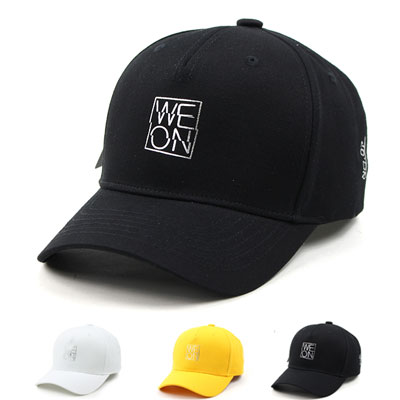 [UNISEX] NO.07 WEON BALL CAP(3color)