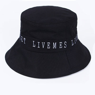 [UNISEX] LETTERING BUCKET HAT(2color)