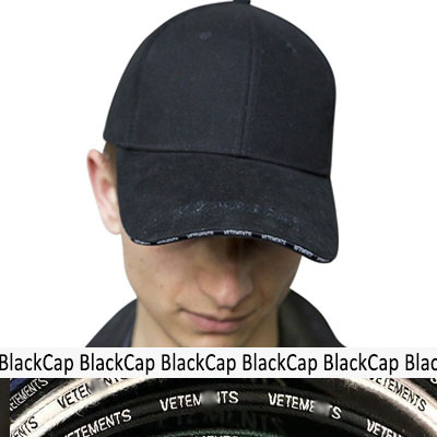 PLAN DICK LOGO BLACK BALL CAP