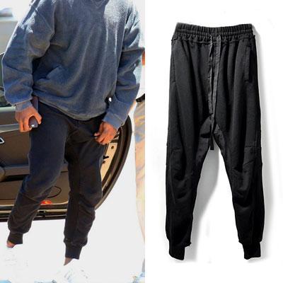 Kanye west st. PIGMENT VINTAGE JOGGER PANTS