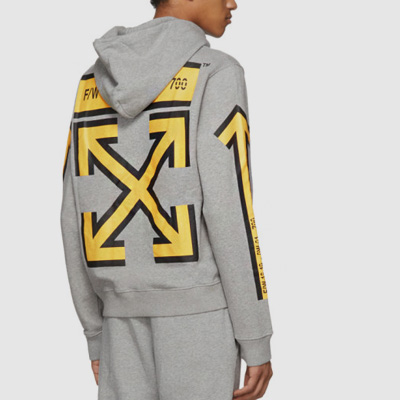 [UNISEX] IMPACKT ARROW POINT HOODIE