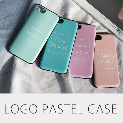 LOGO PATEL CARD CASE(4color)