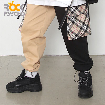 【ROCK PSYCHO】HALF LONDON CARGO PANTS