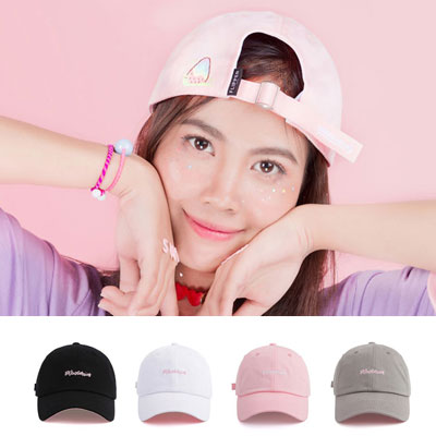 【FLIPPER】 CC STRAWBERRY BALL CAP (4color)