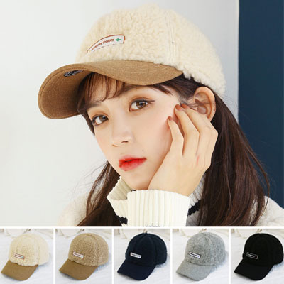 [UNISEX] ARROW POINT GURUGURU CAP(5color)