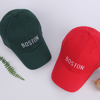 [UNISEX] BOSTON BALL CAP(6color)