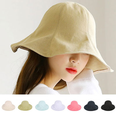 [UNISEX] DOLLY BUCKET HAT(7color)
