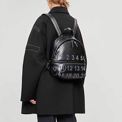 [UNISEX]NUMBERING POINT BACKPACK(2color)