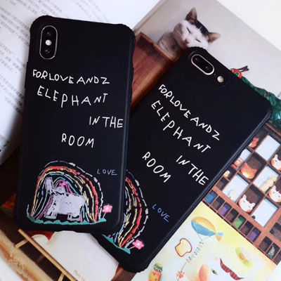 ELEPHANT PAIN iPhone CASE