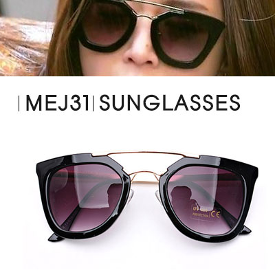 K-DRAMA JEON JI HYUN.MEJ31SUNGLASSES(3color)