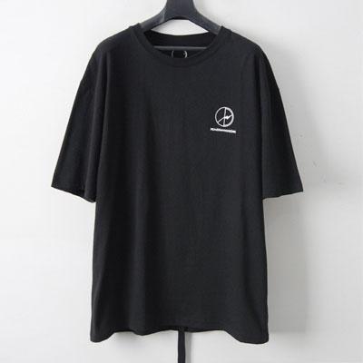 [UNISEX]G-DRAGON st.SMALL FLASH MARK SHORT SLEEVE T-SHIRTS-BLACK