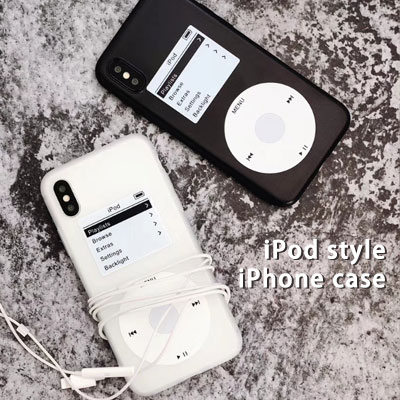 CLASSIC iPod style iPhone case (2color)
