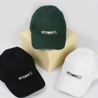 [UNISEX]CENTER LOGO BALL CAP(3color)