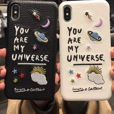 MY UNIVERSE SMART PHONE CASE(2color)