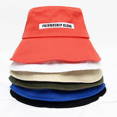 [UNISEX]FRIENDSHIP BUCKET HAT(6color)
